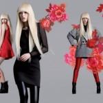 4 abbigliamento fornarina autumno-inverno 2013-2014