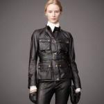 Belstaff giacca donna roadmaster black