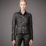 Belstaff giacca donna trackmaster black