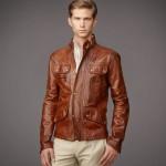 Belstaff giacca uomo maple