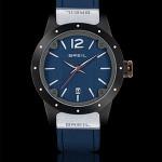 Breil orologi uomo mud tessuto blu