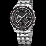 Breil orologi uomo stronger crono acciaio tw 1221