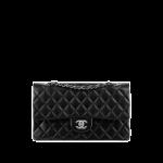 Chanel borsa classica pelle matelasse