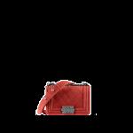 Chanel borsa pelle scamosciata