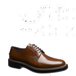 Fendi scarpe uomo classica stringata pelle di vitello