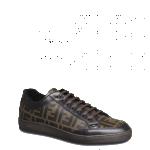 Fendi scarpe uomo sneaker casual-chic pelle vitello