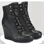 Hogan scarpe donna tronchetto r181