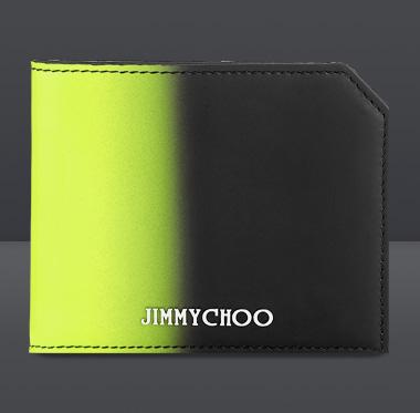 Jimmy Choo-accessori-portafogli-uomo-albany-yellow-neon