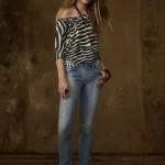 Ralph Lauren abbigliamento donna jeans collezione autunno inverno 2013-2014 beaded-detail