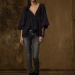 Ralph Lauren abbigliamento donna jeans collezione autunno inverno 2013-2014 mojave