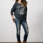 Ralph Lauren abbigliamento donna jeans collezione autunno inverno 2013-2014 phoenix skinny