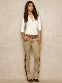 size 40 a743c 6f0a0 Ralph Lauren abbigliamento donna jeans autunno inverno