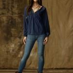 Ralph Lauren abbigliamento donna jeans collezione autunno inverno 2013-2014 whiskered