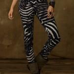 Ralph Lauren abbigliamento donna jeans collezione autunno inverno 2013-2014 zebra-print