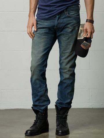 Ralph Lauren abbigliamento uomo jeans collezione autunno inverno 2013-2014 mendocino slim-fit