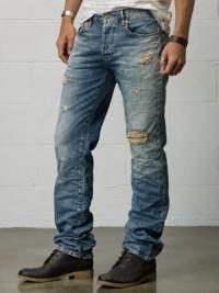Ralph Lauren abbigliamento uomo jeans collezione autunno inverno 2013-2014 oceanside