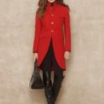 Ralph Lauren giacche donna wool-blend coat