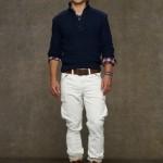 Ralph Lauren maglie uomo wool mockneck