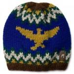 berretto replay lana blu