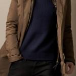 burberry cappotto uomo tecnico imbottito