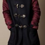 burberry montgomery uomo misto lana
