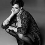 collezione donna abbigliamento sfera 2013-2014 maglie nero