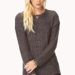Forever 21 Fireside Marled Sweater