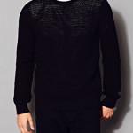 Forever 21 Popcorn Knit Sweatshirt