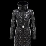 moncler cappotti donna glaciers nero