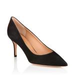 scarpe classiche donna ferragamo elegante scamosiata tacco stiletto