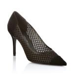 scarpe classiche donna ferragamo pelle scamosciata e vitello