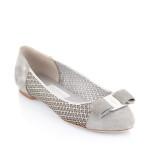 scarpe classiche donna ferragamo varina pelle scamosciata, vitello e vernice