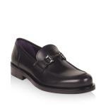 scarpe classiche uomo ferragamo mocassino con doppio gancio