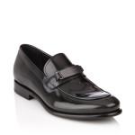 scarpe classiche uomo ferragamo mocassino con ornamento