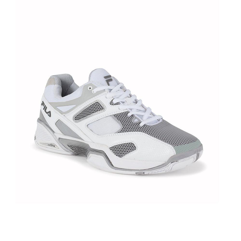 Scarpe sportive Fila donna autunno inverno 2013-2014 bianche con marchio nero