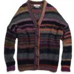 Cardigan replay donna misto lana spalle abbassate