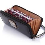 borse guess portafoglio around wallet