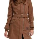 cappotti donna desigual madrid