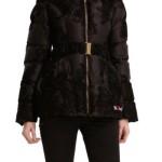 cappotti donna desigual quilmes nero