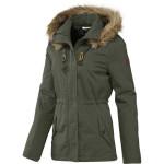 giacche invernali adidas donna parka fur