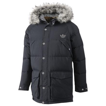 abbigliamento uomo inverno adidas
