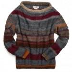 maglie replay donna misto lana acrilico barchetta