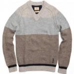 maglie replay uomo lana misto alpaca v