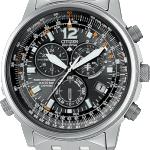 orologio citizen uomo pilot titanio