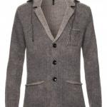benetton capispalla uomo giacca lana