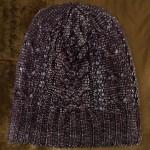 cappelli ralph lauren donna trecce metallizzato