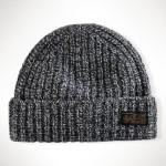 cappelli ralph lauren uomo lana merino con risvolto