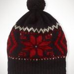cappelli ralph lauren uomo snowflake
