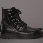 scarpe belstaff uomo barrington moto quilt