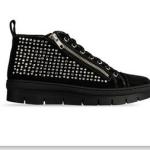 scarpe moschino donna sneaker alta
